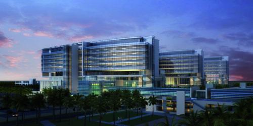 King Abdullah Specialized Hospital for Children