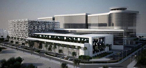 New Sabah Hospital