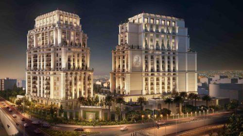Ritz Carlton Hotel Amman